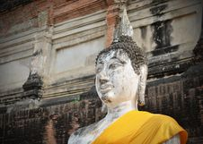 Free Ancient Buddha Statues Stock Image - 31513151