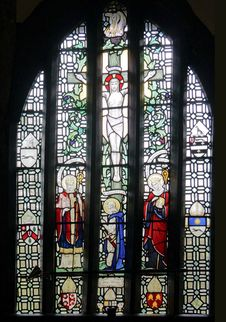Free Stained Glass In Chapel Stock Photos - 31513293