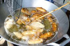 Free Banana Sliced Fried Stock Photo - 31513790
