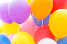 Free Balloon Background Royalty Free Stock Photography - 31518287