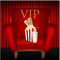 Free Chair And Popcorn And A Drink Royalty Free Stock Photos - 31516008