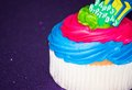 Free Colorful Cupcake Royalty Free Stock Photography - 31525487