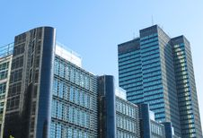 Free Modern Office Buildings Stock Photography - 31526012