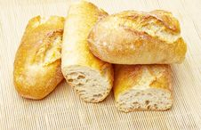 Free Baguettes Royalty Free Stock Images - 31526109