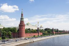 Free Moscow Kremlin Royalty Free Stock Images - 31528619