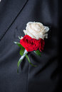 Free Wedding Bouquet Of Roses Royalty Free Stock Photo - 31530945
