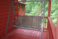Free Porch Swing Royalty Free Stock Photo - 31533775