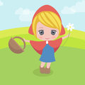 Free Red Riding Hood Royalty Free Stock Images - 31539089