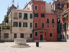 Free House In Venice Stock Photography - 31530152