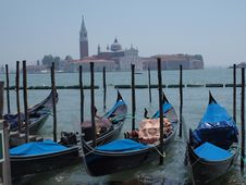 Free Boats In Venice Stock Photography - 31530212