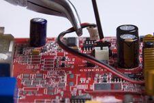 Free Circuit Board Stock Photos - 31535333