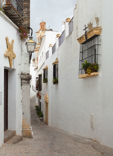 Free Arcos De La Frontera Royalty Free Stock Image - 31538736