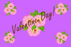 Free Valentine S Day Card Stock Photos - 31538783