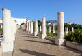 Free Palace Of Estoi Garden Colonnade, A Work Of Romantic Archi Stock Image - 31542171
