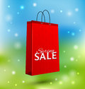 Free Shopping Bag Royalty Free Stock Images - 31543229