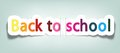 Free Vector Back To School Royalty Free Stock Photography - 31545107