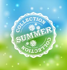 Free Summer Collection Stock Photo - 31543000