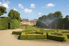Free Dobris Chateau Stock Images - 31543084