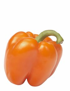 Free Orange Pepper Royalty Free Stock Image - 31543266