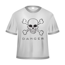 Free T-Shirt Stock Photography - 31543492