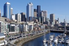 Free Seattle Waterfront Royalty Free Stock Images - 31547199
