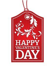 Free Happy Valentine S Day Label Stock Image - 31548441