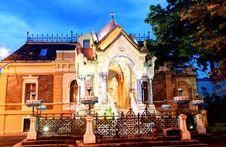 Monument To Virgin Mary, Timisoara, Romania Royalty Free Stock Photos