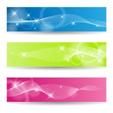 Free Banners Royalty Free Stock Image - 31548866