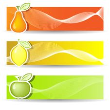 Free Banners Royalty Free Stock Image - 31548936