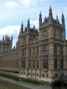Free Houses Of Parliament, London Stock Photos - 31549603