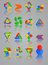 Free Icons Set For Web Applications; Internet & Website Royalty Free Stock Image - 31549536