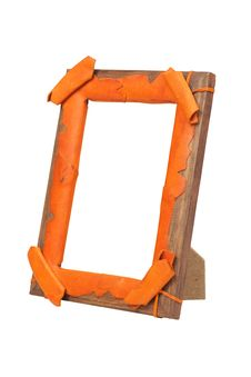 Free Wooden Picture Frame Royalty Free Stock Images - 31550059