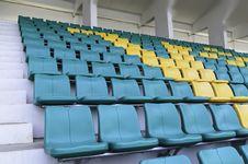 Free Sport Seat Stock Image - 31557671