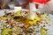 Free Feta Cheese Salad 9 Stock Image - 31551231