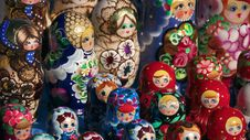 Free Babushka Dolls Stock Photography - 31564582