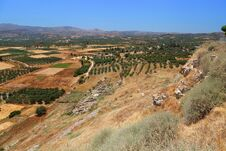 Free Amazing Landscape Of Crete Island. Stock Photography - 31565422