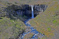 Free Svartifoll Waterfall In Iceland Royalty Free Stock Photography - 31575547