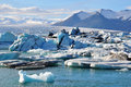 Free Glacier Lagoon Royalty Free Stock Photos - 31575758
