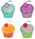 Free Cupcakes Royalty Free Stock Images - 31576409