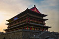 Free Xian Drum-tower_xian_shanxi Stock Photo - 31578500