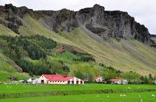 Free Icelandic Farm Stock Photo - 31575290