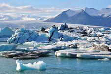 Free Glacier Lagoon Royalty Free Stock Photos - 31575758