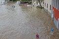 Free Flood In Heidelberg Royalty Free Stock Images - 31589179