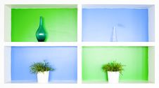 Free Shelves Royalty Free Stock Images - 31580099