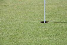 Free Golf Green Stock Image - 31582371