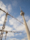 Free TV Tower In Berlin Royalty Free Stock Photos - 31593418