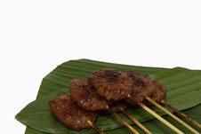Free Grilled Pork Royalty Free Stock Images - 31591139