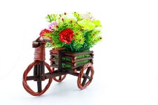 Free Fake Flowers For Interior Decoration Stock Photography - 31591822