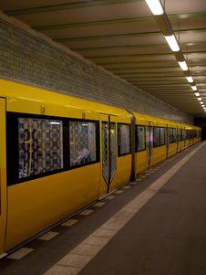 Free Subway Station Stock Photo - 31593590