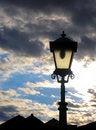 Free Old Streetlamp Royalty Free Stock Photo - 3163505